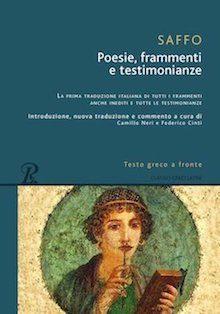 Saffo, edizione C. Neri
